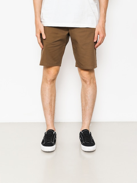 Szorty Brixton Carter (dark khaki)