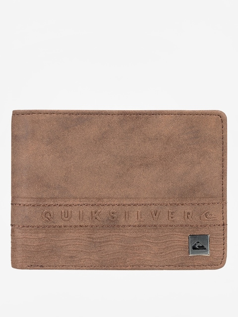 Portfel Quiksilver Every Day Stripe 3 (chocolate)