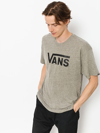 T-shirt Vans Classic Heather (grape leaf/black)