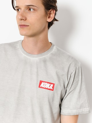 T-shirt Koka Mini Boxlogo Prew (light grey)