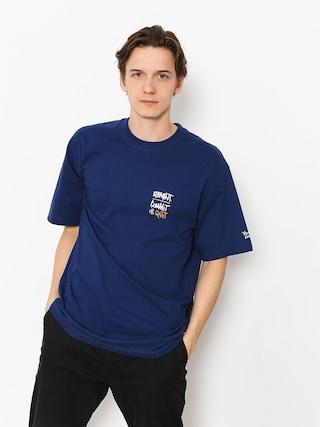 T-shirt Element Commit Icon (boise blue)