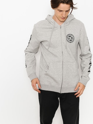 Bluza z kapturem DC Circle Star ZHD (grey heather)