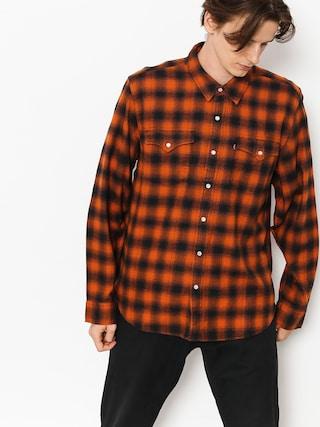 Koszula Levi's Western Shirt (nilgai bombay brown)