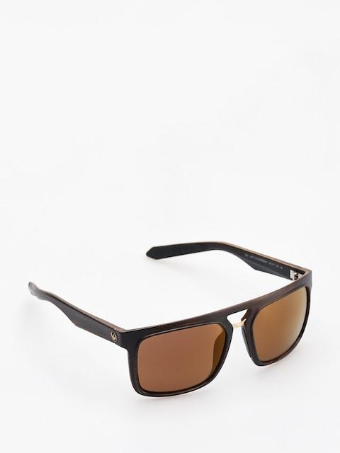 Okulary przeciwsłoneczne Dragon Aflect (matte woodgrain/copper ion)