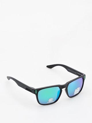 Okulary przeciwsłoneczne Dragon Monarch (matte black h20/green ionperformance polar)