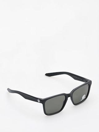 Okulary przeciwsłoneczne Dragon Baile (matte black/smoke performance polar)
