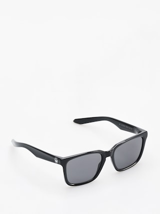Okulary przeciwsu0142oneczne Dragon Baile (shiny black/smoke)