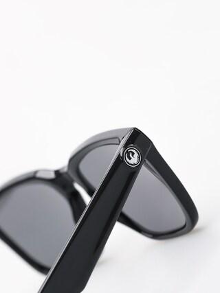 Okulary przeciwsłoneczne Dragon Baile (shiny black/smoke)