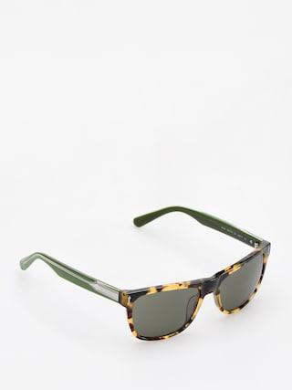 Okulary przeciwsłoneczne Dragon Brake (tokyo tortoise/green)