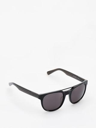 Okulary przeciwsłoneczne Dragon Mix (shiny black/smoke)