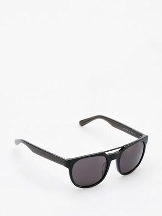 Okulary przeciwsu0142oneczne Dragon Mix (shiny black/smoke)