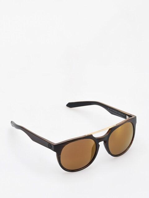 Okulary przeciwsłoneczne Dragon Proflect (matte wood grain/copper ion)