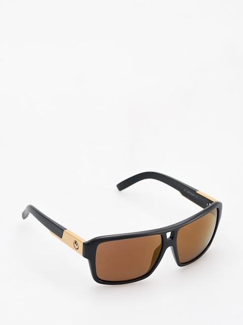Okulary przeciwsłoneczne Dragon The Jam (matte black/copper ion)
