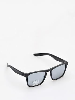 Okulary przeciwsłoneczne Dragon Drac (matte black h20/silver ion performance polar)