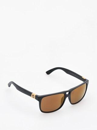 Okulary przeciwsłoneczne Dragon Roadblock (matte black/copper ion)
