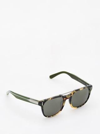 Okulary przeciwsłoneczne Dragon Mix (tokyo tortoise/green)