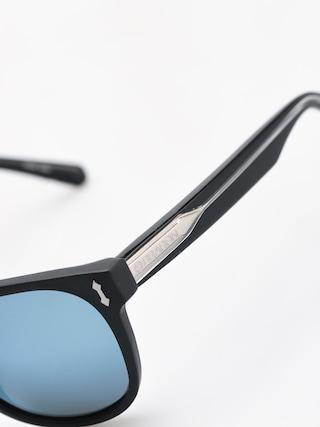 Okulary przeciwsłoneczne Dragon Mix (matte black/blue)
