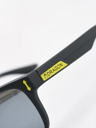 Okulary przeciwsłoneczne Dragon Monarch (matte magnet grey h20/smoke performance polar)