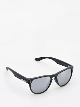 Okulary przeciwsłoneczne Dragon Marquis (matte black/silver ion)