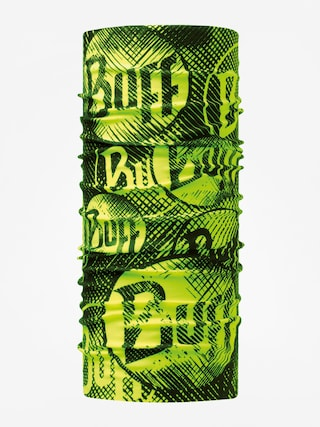 Ocieplacz Buff Original (log us yellow fluor)