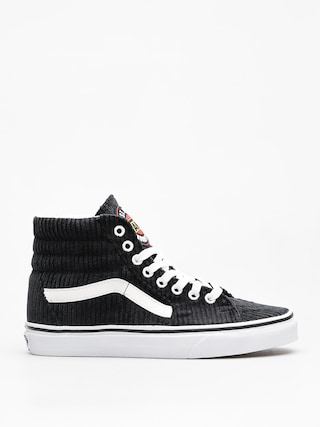 Buty Vans Sk8 Hi Design Assembly (black/true white)