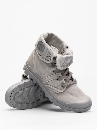Buty Palladium Baggy (titanium/high rise)