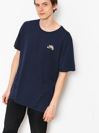 T-shirt Nike SB Sb Dry (obsidian/yellow ochre)
