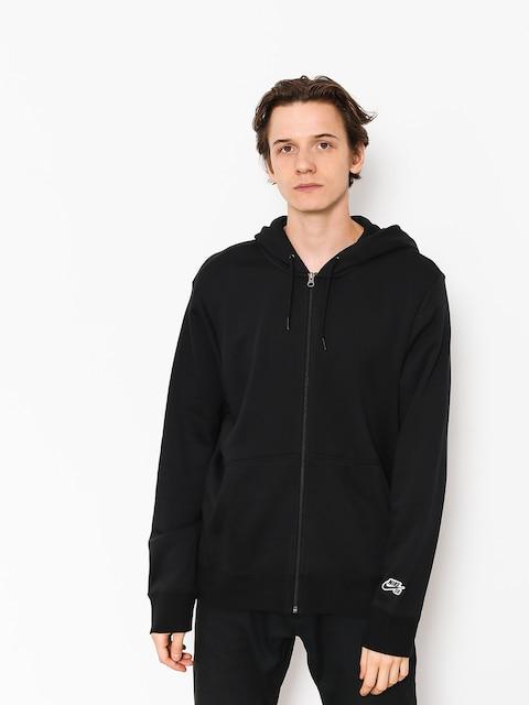 Bluza z kapturem Nike SB Sb Icon Essnl ZHD (black/black)