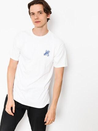 T-shirt Brixton Buzz (white)