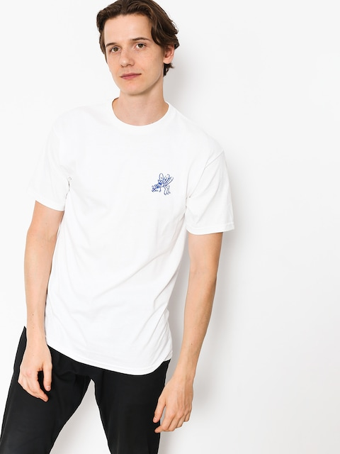 T-shirt Brixton Buzz (white)