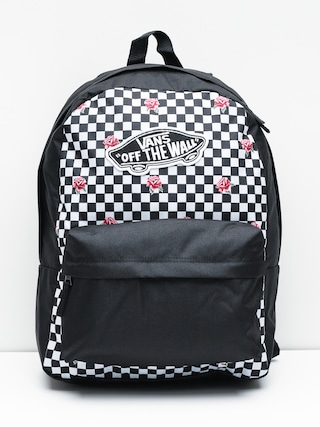 Plecak Vans Realm Wmn (rose checkerboard)