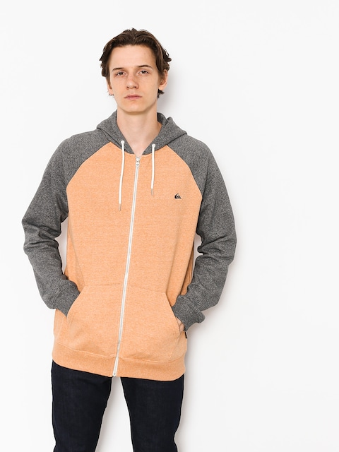 Bluza z kapturem Quiksilver Everyday ZHD (inca gold heather)