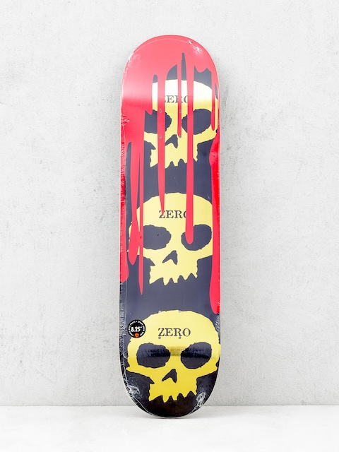 Deck Zero 3 Skull Blood (black/gold)