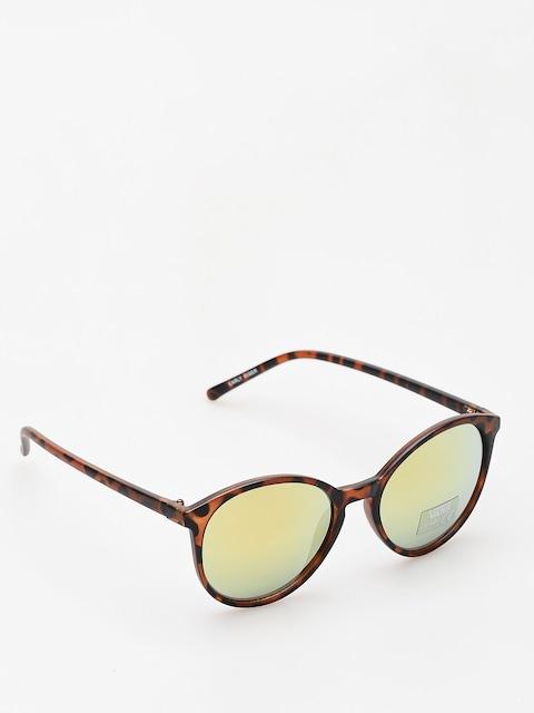 Okulary przeciwsłoneczne Vans Early Riser Sun (matte tortoise)