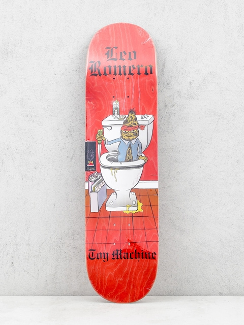 Deck Toy Machine Romero Loco (red)