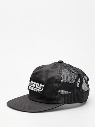 Czapka z daszkiem Brixton Traction HP Mesh (black)