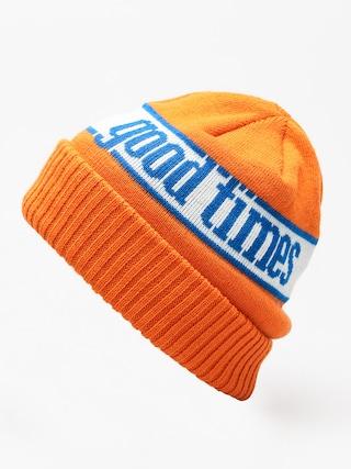 Czapka zimowa Brixton Times Beanie (orange)