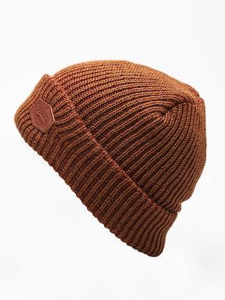 Czapka zimowa Brixton Trig Beanie (burgundy/copper)