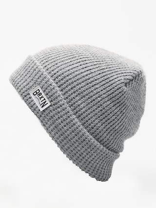 Czapka zimowa Brixton Langley Beanie (light heather grey)