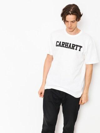 T-shirt Carhartt WIP College (white/black)