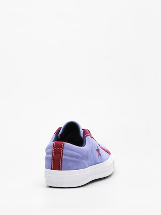 Trampki Converse One Star Ox (deep periwinkle/rhododenron)