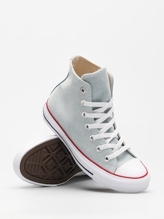 Trampki Converse Chuck Taylor All Star Hi (light blue/white/brown)
