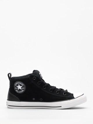 Trampki Converse Chuck Taylor All Star Street Ox (black/black/white)