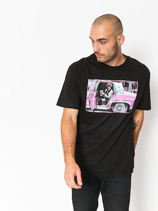 T-shirt DGK Dont Spill My Yak (black)