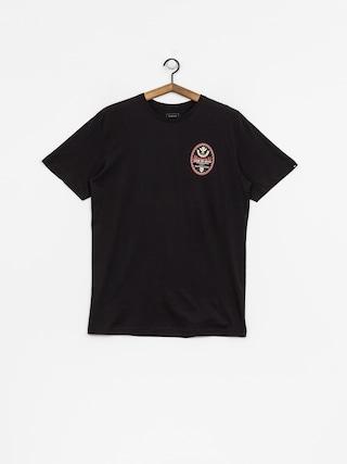 T-shirt Quiksilver Hibeer Tee (black)