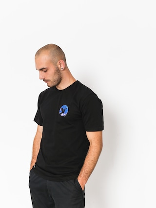 T-shirt Nervous Cons (black)
