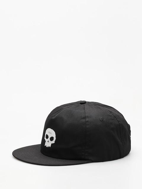 Czapka z daszkiem Zero Single Skull ZD (black)