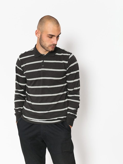 Polo Brixton Noah LS (washed black)