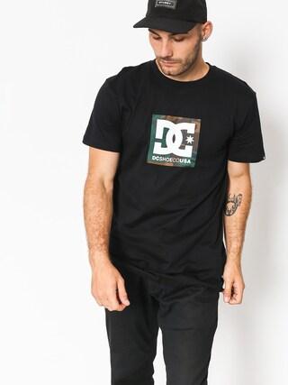 T-shirt DC Camo Boxing (black)