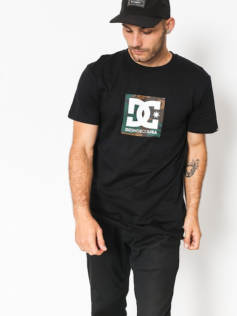 T-shirt DC Camo Boxing